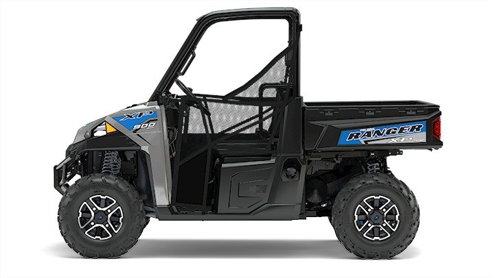 2017 Polaris Ranger XP 900 EPS in Findlay, Ohio