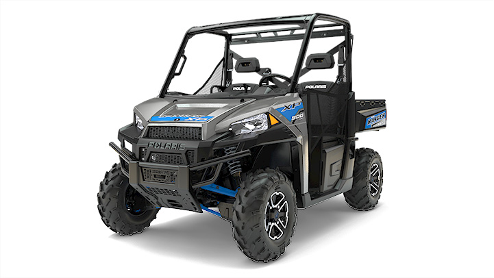 2017 Polaris Ranger XP 900 EPS in Newport, Maine
