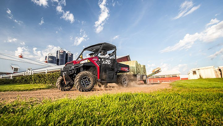 2017 Polaris Ranger XP 900 EPS in Tyrone, Pennsylvania