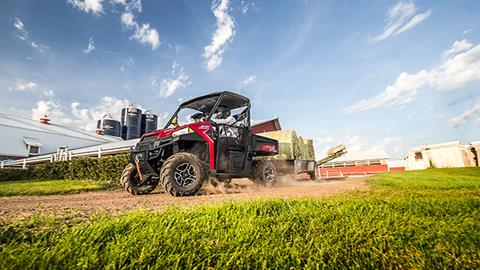 2017 Polaris Ranger XP 900 EPS in Springfield, Ohio