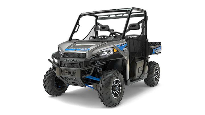 2017 Polaris Ranger XP 900 EPS in Dimondale, Michigan