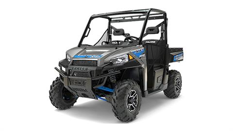 2017 Polaris Ranger XP 900 EPS in Estill, South Carolina