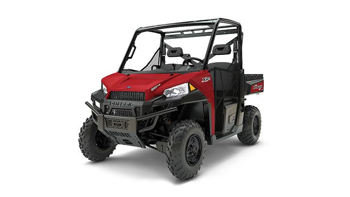 2017 Polaris Ranger XP 900 EPS in San Diego, California