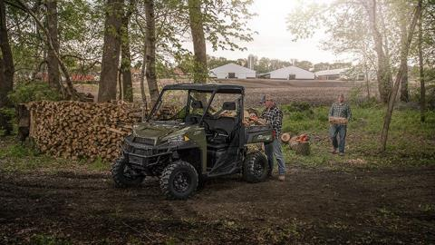 2017 Polaris Ranger XP 900 EPS in Waterbury, Connecticut