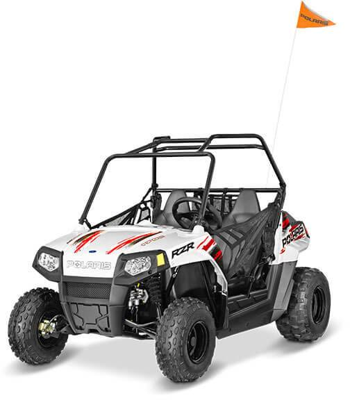 2017 Polaris RZR 170 EFI in Elk Grove, California