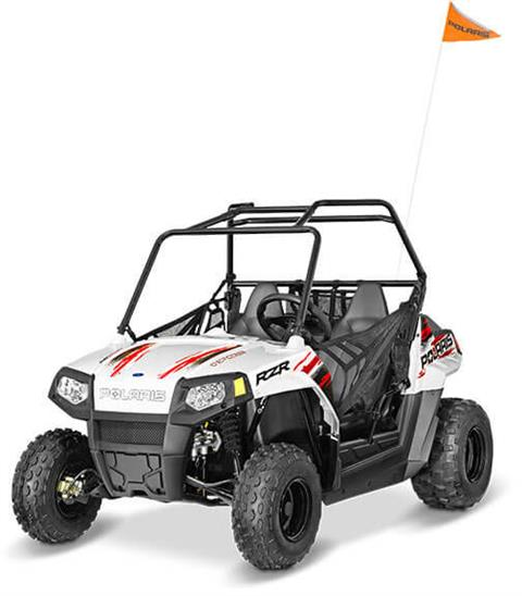 2017 Polaris RZR 170 EFI in Oak Creek, Wisconsin