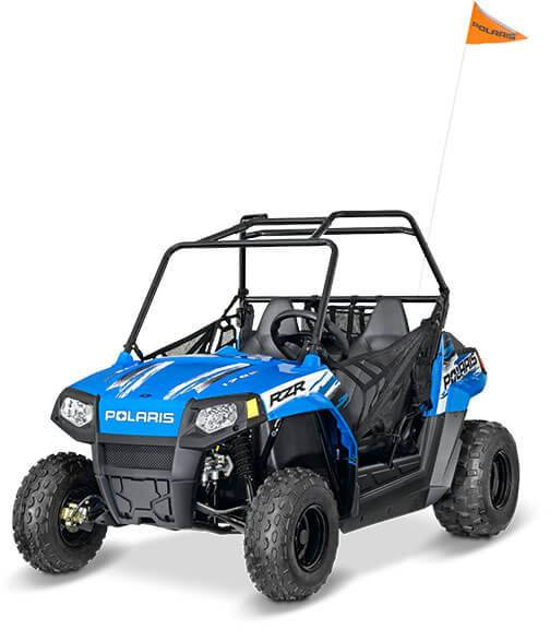2017 Polaris RZR 170 EFI in Kieler, Wisconsin
