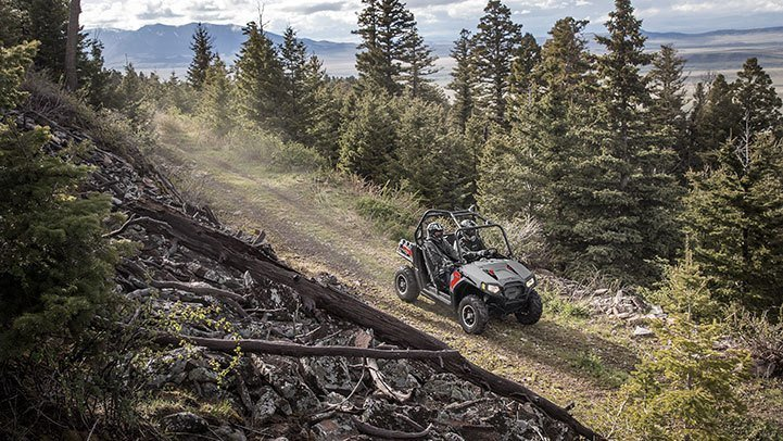 2017 Polaris RZR 570 in Adams, Massachusetts