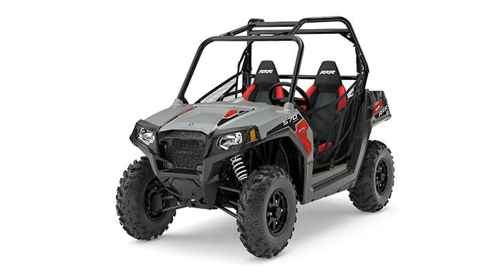 2017 Polaris RZR 570 EPS in Altoona, Wisconsin