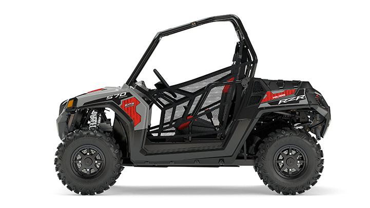 2017 Polaris RZR 570 EPS in Redding, California