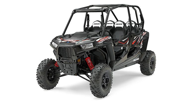 2017 Polaris RZR 4 900 EPS in Pierceton, Indiana