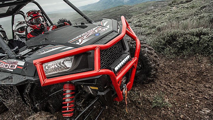 2017 Polaris RZR 4 900 EPS in Adams, Massachusetts