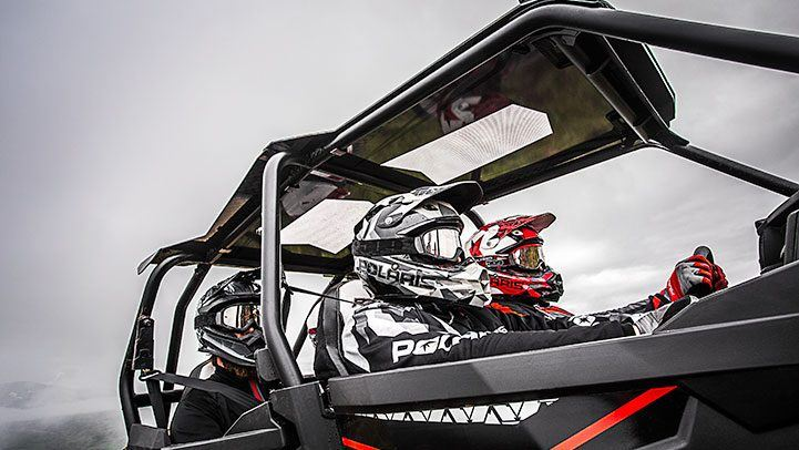 2017 Polaris RZR 4 900 EPS in Chicora, Pennsylvania
