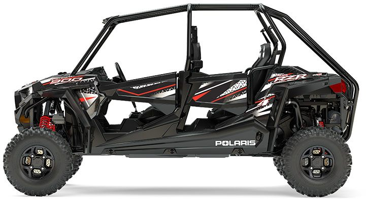 2017 Polaris RZR 4 900 EPS in Florence, South Carolina