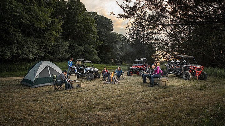 2017 Polaris RZR 4 900 EPS in Calmar, Iowa