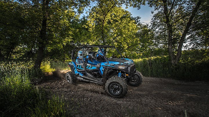2017 Polaris RZR 4 900 EPS in Gunnison, Colorado