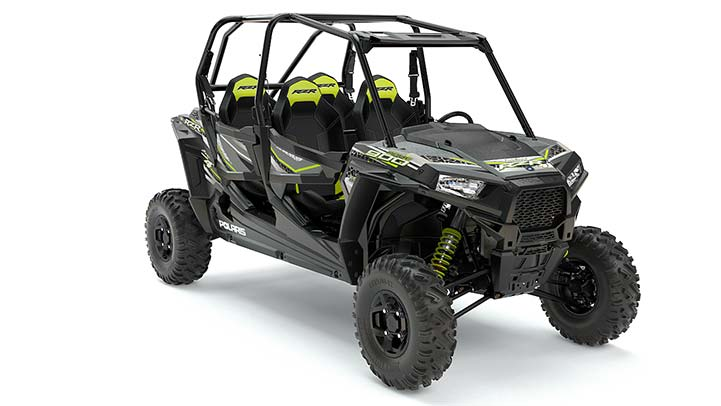 2017 Polaris RZR 4 900 EPS in Thornville, Ohio