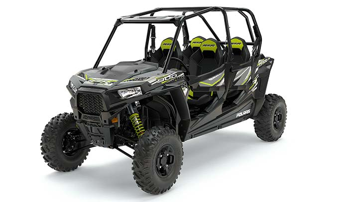 2017 Polaris RZR 4 900 EPS in Wagoner, Oklahoma