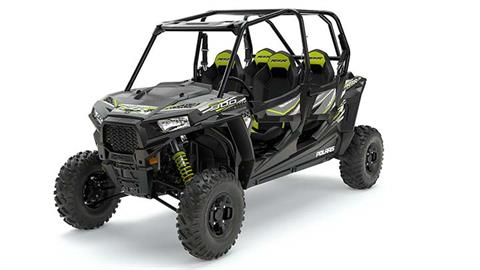 2017 Polaris RZR 4 900 EPS in Chippewa Falls, Wisconsin