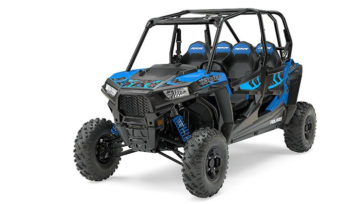 2017 Polaris RZR 4 900 EPS in Wichita Falls, Texas
