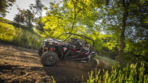 2017 Polaris RZR 4 900 EPS in Ferrisburg, Vermont