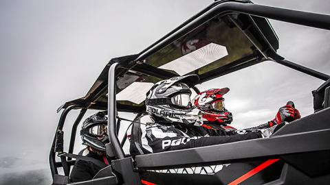 2017 Polaris RZR 4 900 EPS in Claysville, Pennsylvania