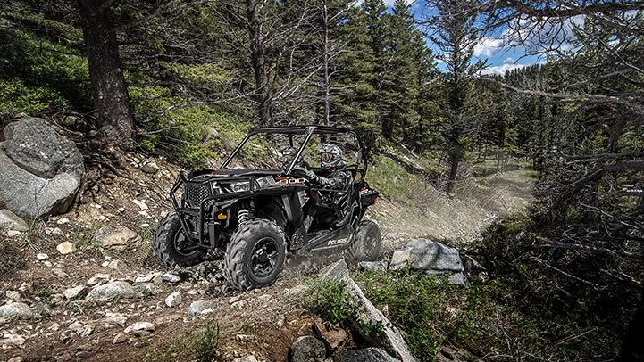 2017 Polaris RZR 900 in Adams, Massachusetts