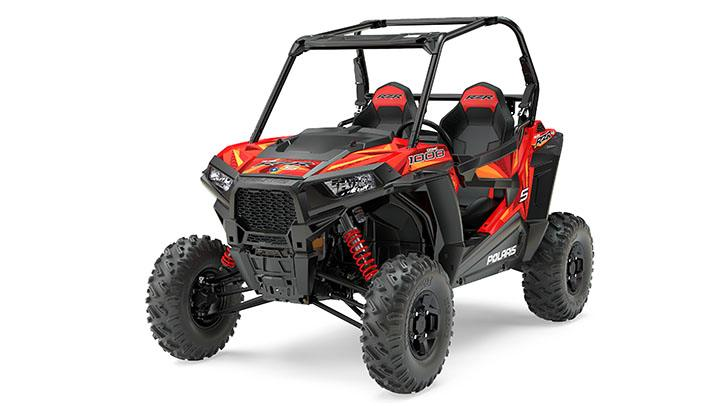 2017 Polaris RZR S 1000 EPS for sale 6102