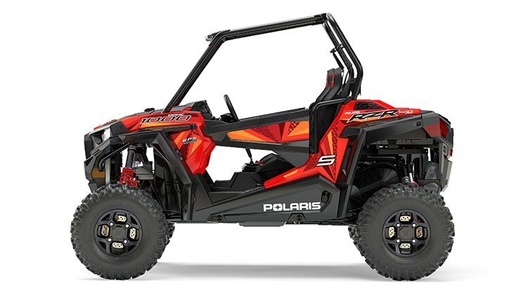 2017 Polaris RZR S 1000 EPS in Sumter, South Carolina