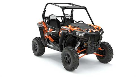 2017 Polaris RZR S 1000 EPS in Rushford, Minnesota