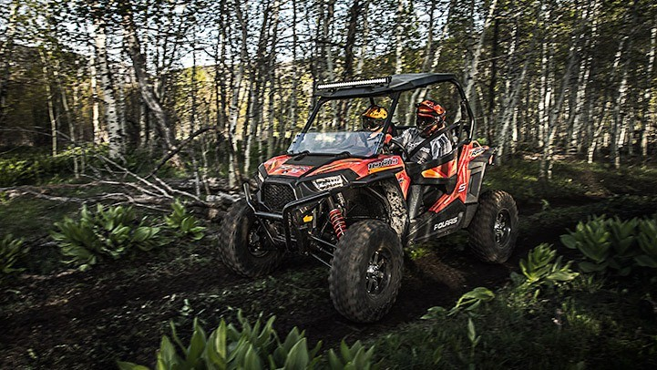 2017 Polaris RZR S 1000 EPS in Winchester, Tennessee
