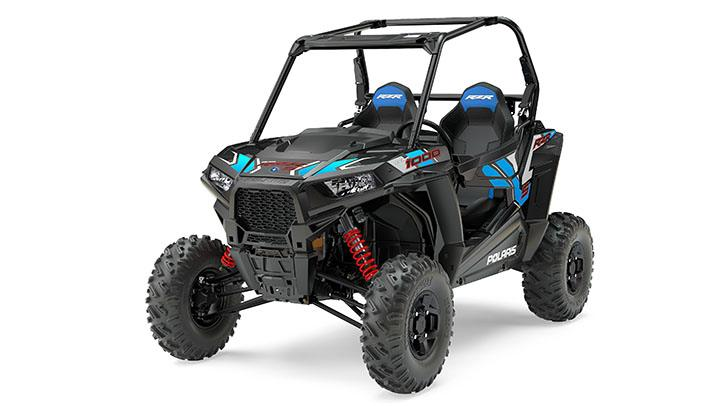 2017 Polaris RZR S 1000 EPS 6