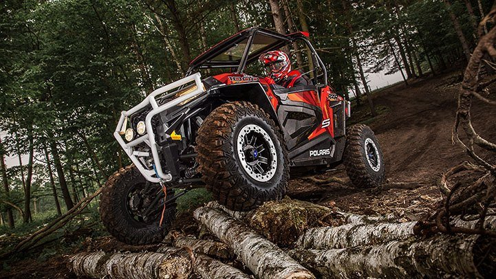2017 Polaris RZR S 1000 EPS 9