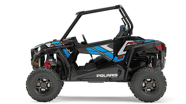 2017 Polaris RZR S 1000 EPS 7