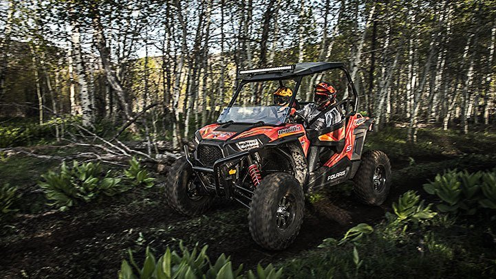 2017 Polaris RZR S 1000 EPS 12