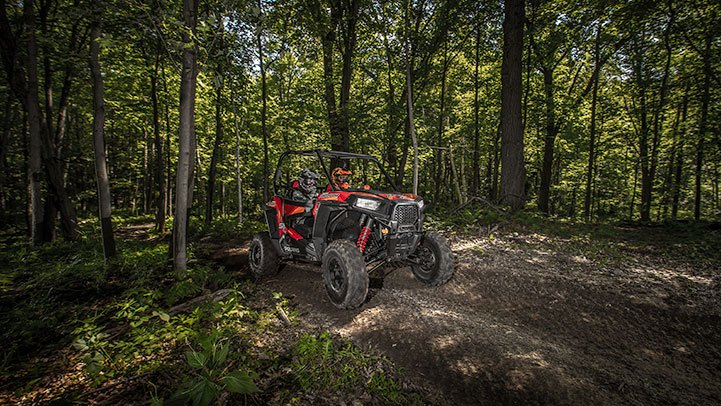 2017 Polaris RZR S 1000 EPS 10