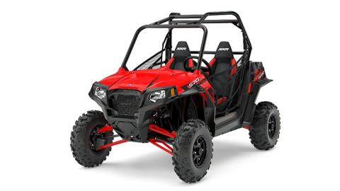 2017 Polaris RZR S 570 EPS in Kansas City, Kansas