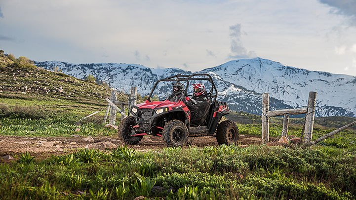 2017 Polaris RZR S 570 EPS in Hermitage, Pennsylvania