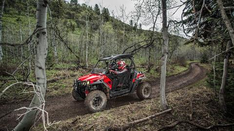 2017 Polaris RZR S 570 EPS in Tyrone, Pennsylvania