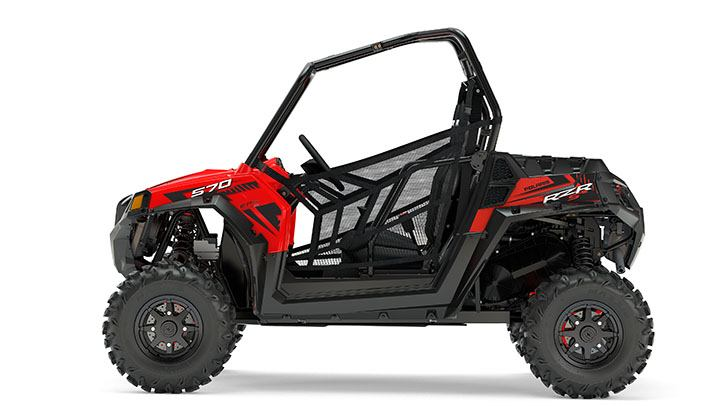 2017 Polaris RZR S 570 EPS in Hanover, Pennsylvania