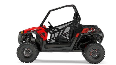 2017 Polaris RZR S 570 EPS in Marietta, Ohio