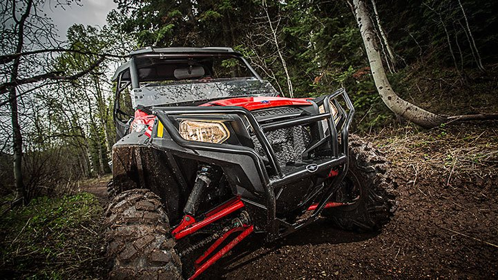 2017 Polaris RZR S 570 EPS in Mount Pleasant, Michigan