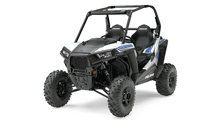 2017 Polaris RZR S 900 in Jones, Oklahoma