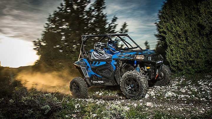 2017 Polaris RZR S 900 in Pierceton, Indiana