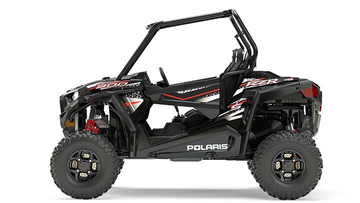 2017 Polaris RZR S 900 EPS in Poteau, Oklahoma