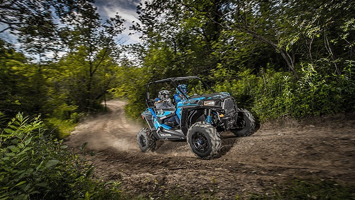 2017 Polaris RZR S 900 EPS in Greer, South Carolina