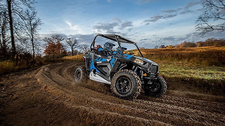 2017 Polaris RZR S 900 EPS in Marietta, Ohio