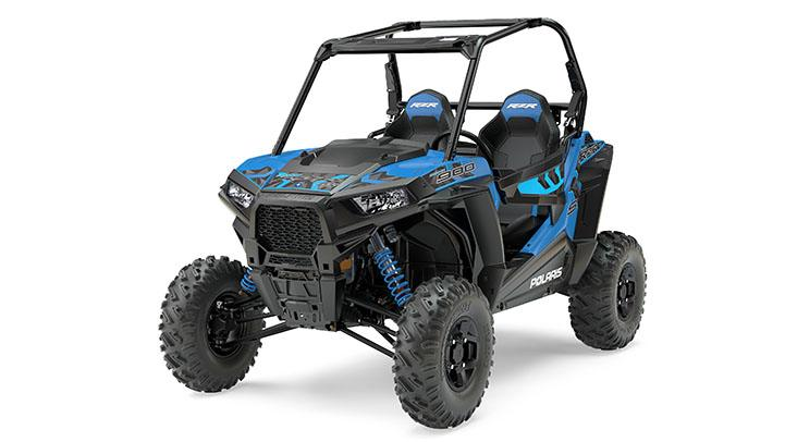 2017 Polaris RZR S 900 EPS 1
