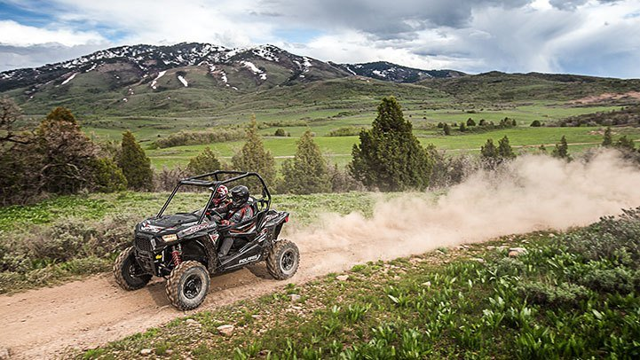 2017 Polaris RZR S 900 EPS 5