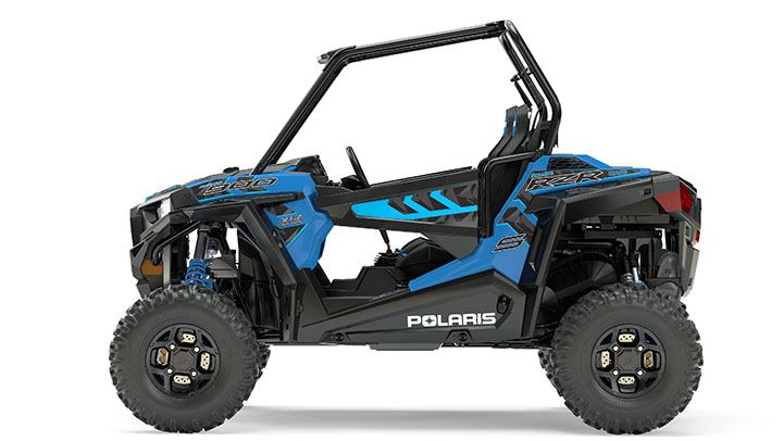 2017 Polaris RZR S 900 EPS in Calmar, Iowa